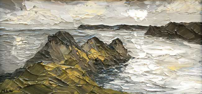 Martin Llewellyn, Three Cliffs