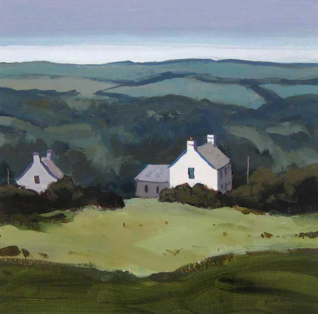 Gareth Thomas (1955-2019), Farm Near Abereiddy